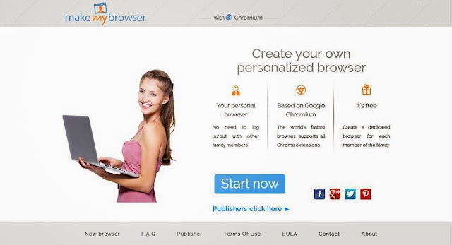 Design your Personal Browser with MakeMyBrowser.com
