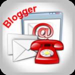 контактни форми за Blogger