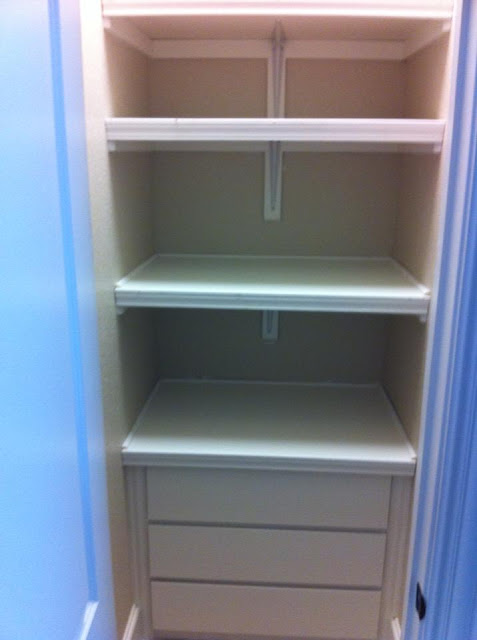 Painted Malm Drawers