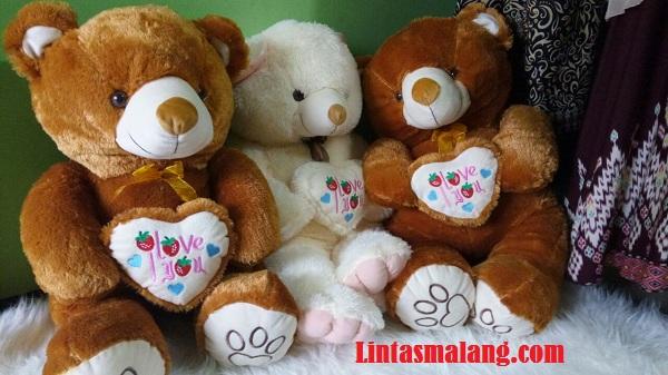 Jual Boneka Teddy Bear : Lintasmalang.com