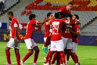 تشكيل الأهلي المتوقع فى مباراة الوداد المغربى
