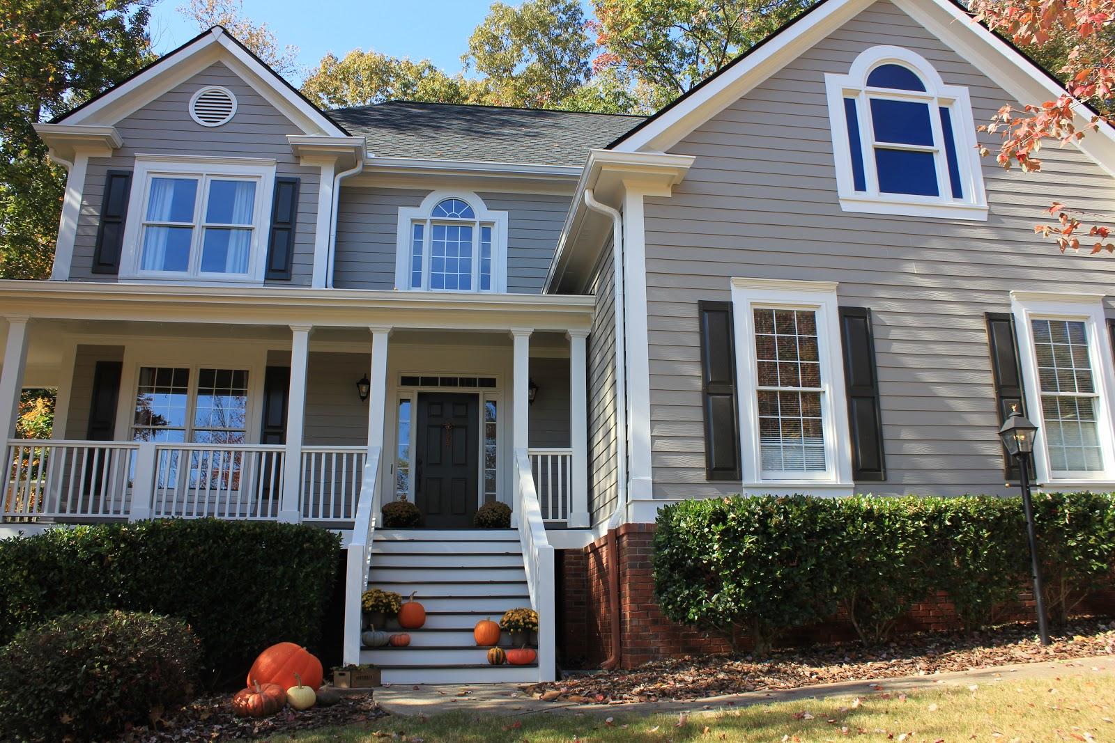 A Gentile Family Exterior House Renovations