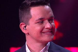 Léo Pain é o campeão da sétima temporada do 'The Voice Brasil'