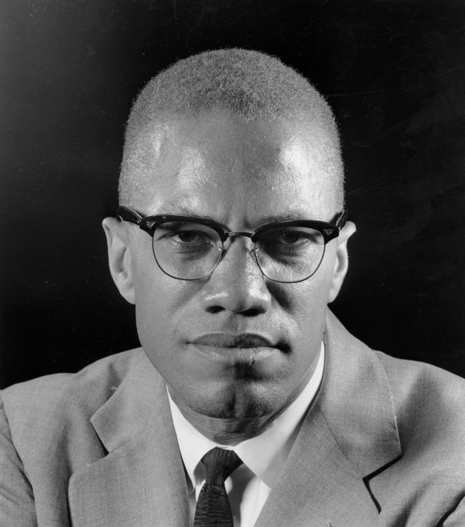Eleanor Fischer interviews Malcolm X (1961) ~ MALCOLM X