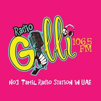 Radio Gilli 106.5 Tamil FM UAE Live