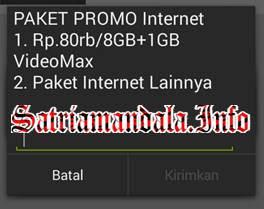 Paket Promo Telkomsel Murah Akses *363#