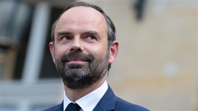 French President Emmanuel Macron appoints Edouard Philippe as French prime minister