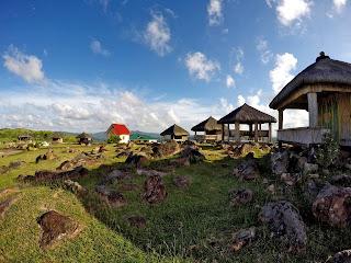 Mt. Mayong Payong Nipa Huts accommodation rate x Rizza Salas
