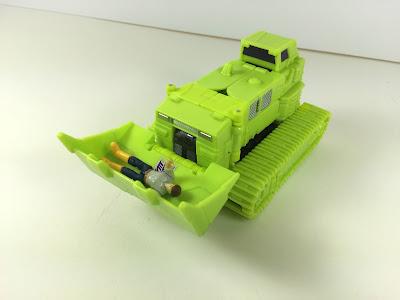 Titan Devastator Combiner wars bonecrusher