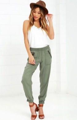 Jogger Pants Model Celana yang bakal hits