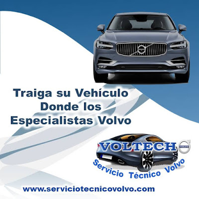 Taller Volvo