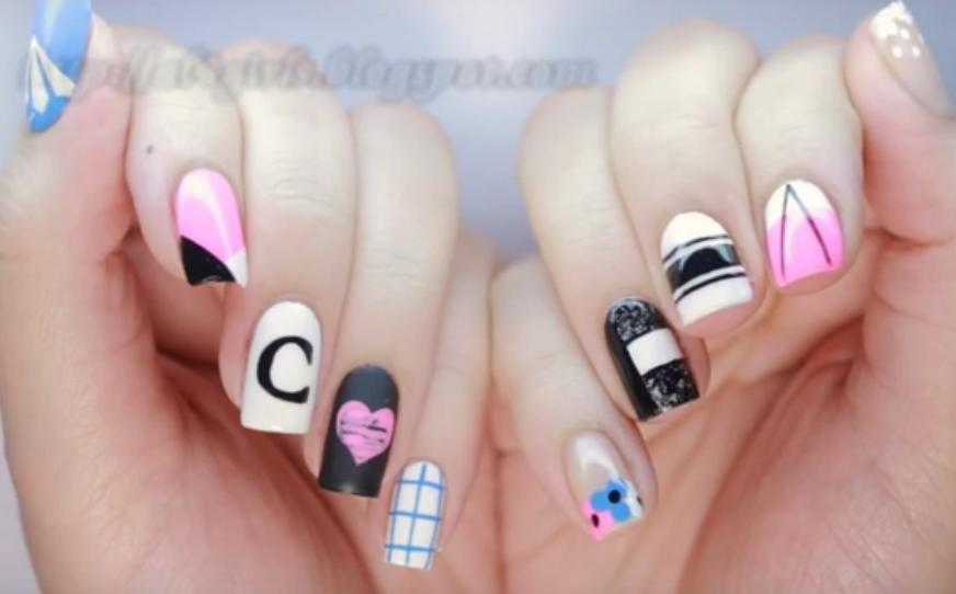 10 Back To School Nail Art Designs | ALL FOR GIRLS