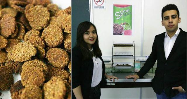 Politécnicos crean un cereal de cáscara de sandía más nutritivo que los comerciales