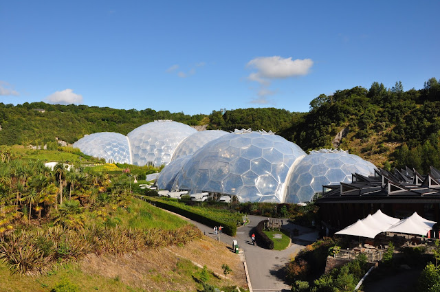 The Eden Project, UK