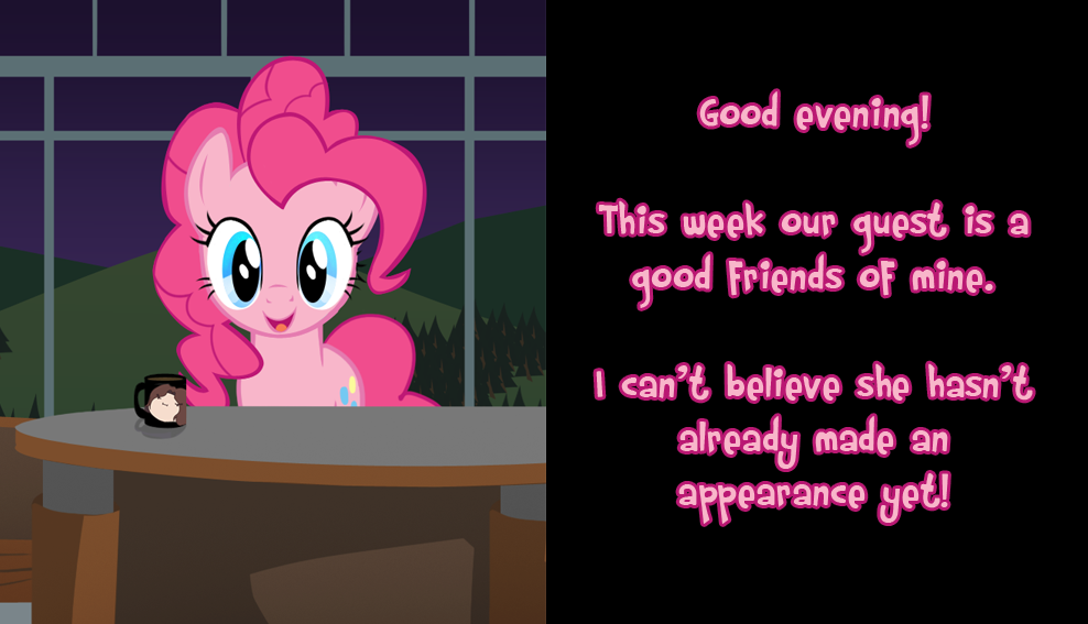 Equestria Daily - MLP Stuff!: Comic: Pinkie Says Goodnight: What