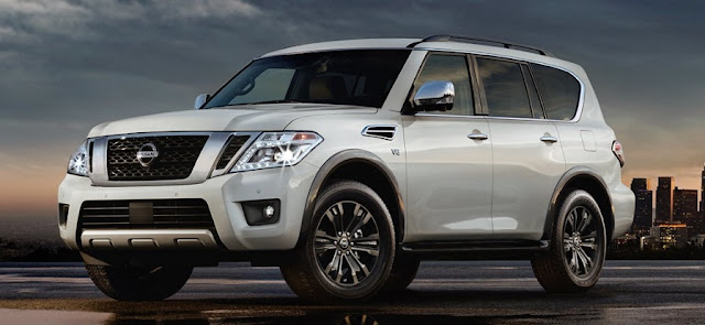 Nissan Armada 2017 Review