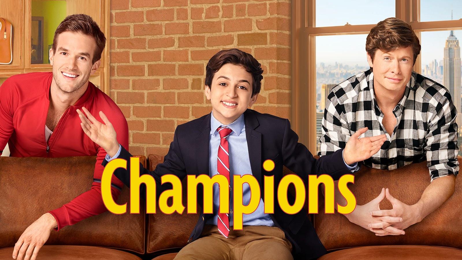 Imagen promocional de Champions