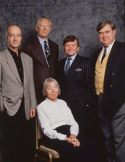 Merrison, Thorne, Matheson, Williams, Hartly - the Baker Street Regulars