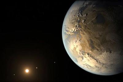 novo planeta encontrado
