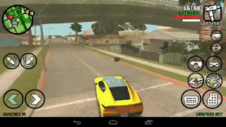 GTA San Andreas Apk Obb Data - Free Download Android Game