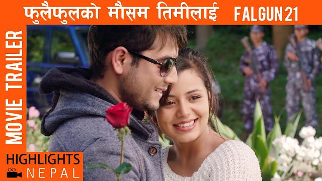 Nepali Movie - FULAI FULKO MAUSAM TIMILAI (FFMT)