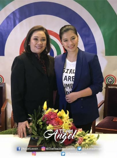 WATCH: Angel Locsin Will Always And Forever Be A Kapamilya!
