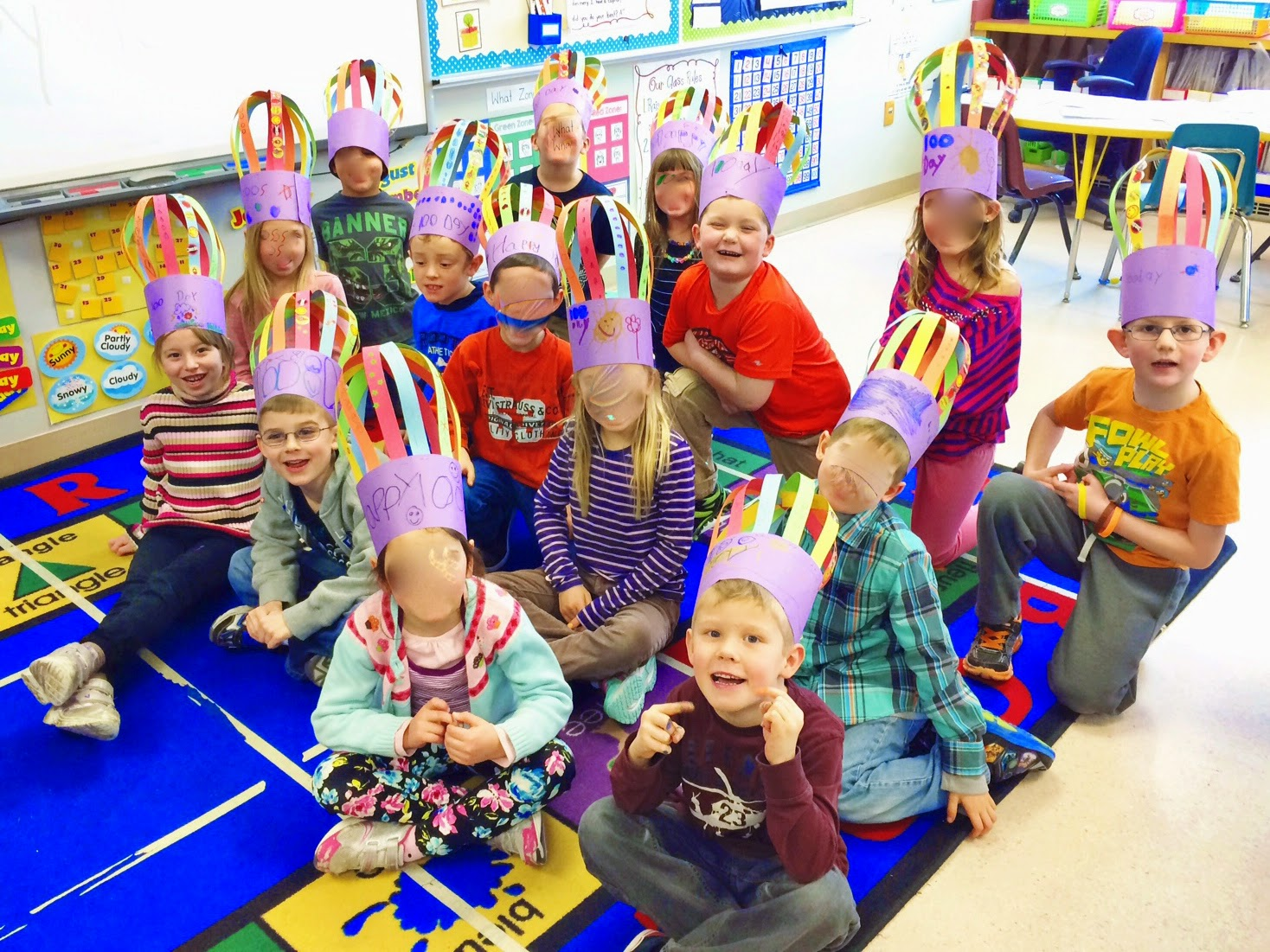 Fun With Firsties The 100th Day Of School