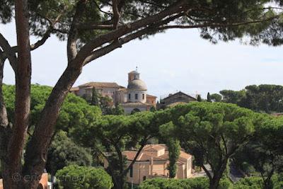 mont Palatin, Rome, Voyage à Rome,