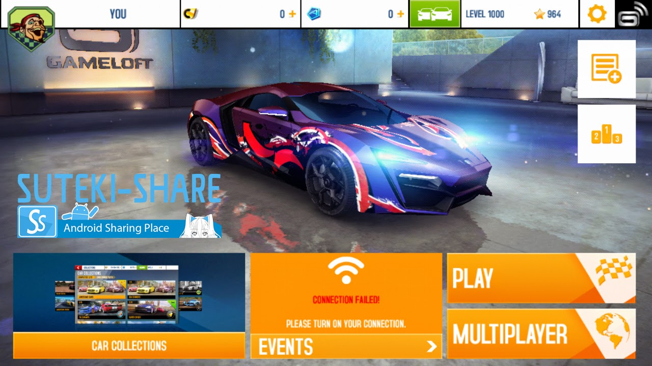 Asphalt 8 airborne (mod unlimited money) v2 2 2a apk