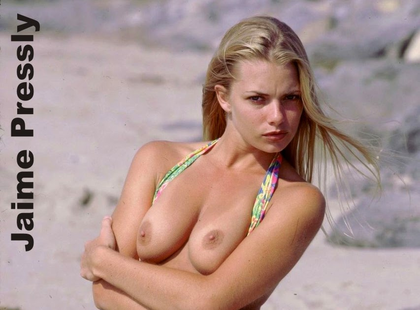 Nude Photo Collection Of The World: JAIME PRESSLY
