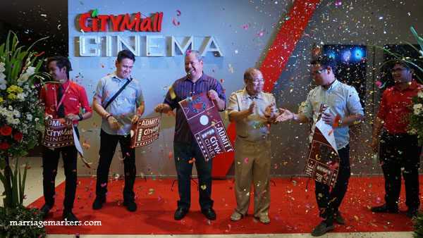 CityMall Cinema Bacolod - grand opening