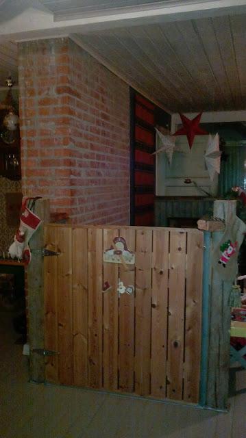porraskaide joulu joulukoriste
