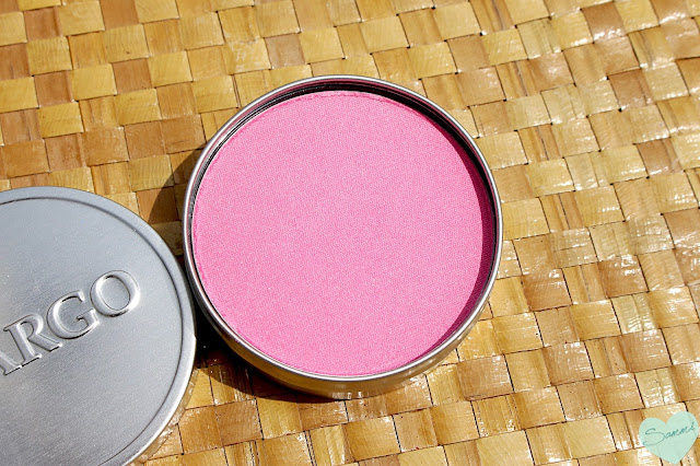 CARGO | POWDER BLUSH IN AMALFI