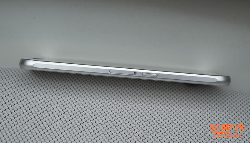 Thiết kế khung viền của Samsung Galaxy S6 cũ