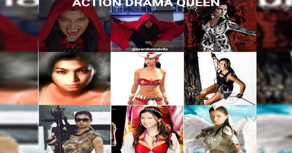 This Post Proves Angel Locsin Is The One And Only Action Drama Fantasy Queen