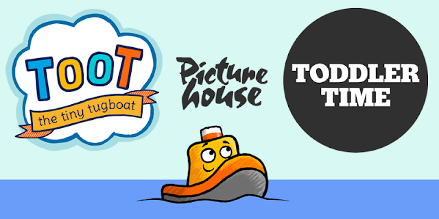 Win Tickets to See Toot the Tiny Tugboat at Picturehouse Cinemas