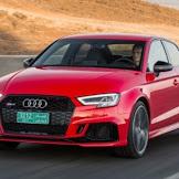 2017 Audi RS3 Sedan Hatchback Usa | New York Auto Show 2017
