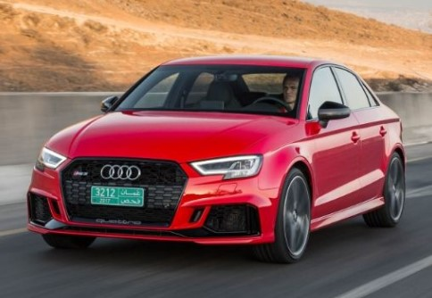 2017 Audi RS3 Sedan Hatchback Usa | New York Auto Show 2017