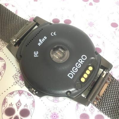 Smartwatch, diggro, regalo de cumpleaños, regalo de aniversario,