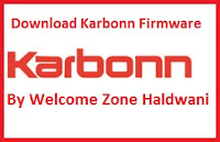 Karbonn A34 HD Tafone Flash File