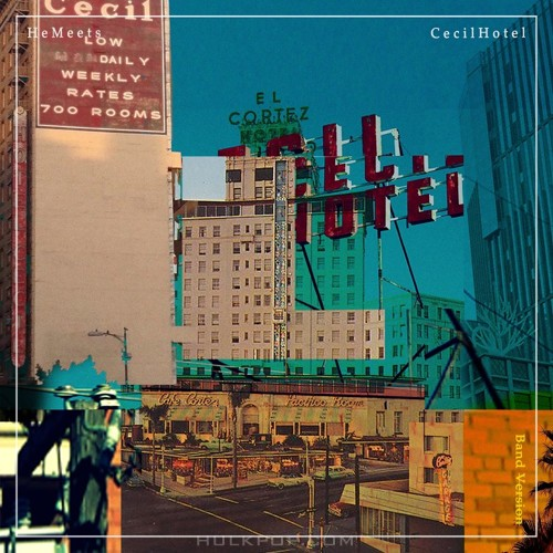 HeMeets – 세실 호텔 (Band Ver.) – Single