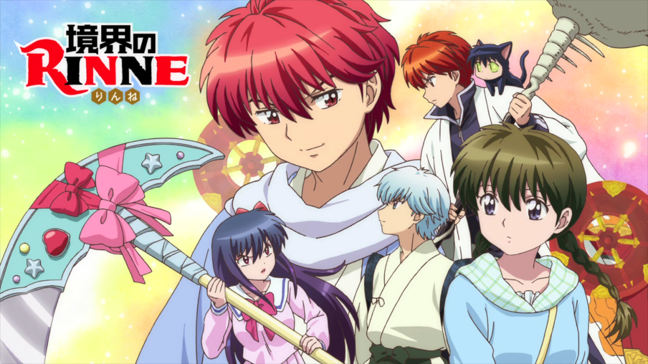 Anime Review Kyoukai No Rinne Yuu