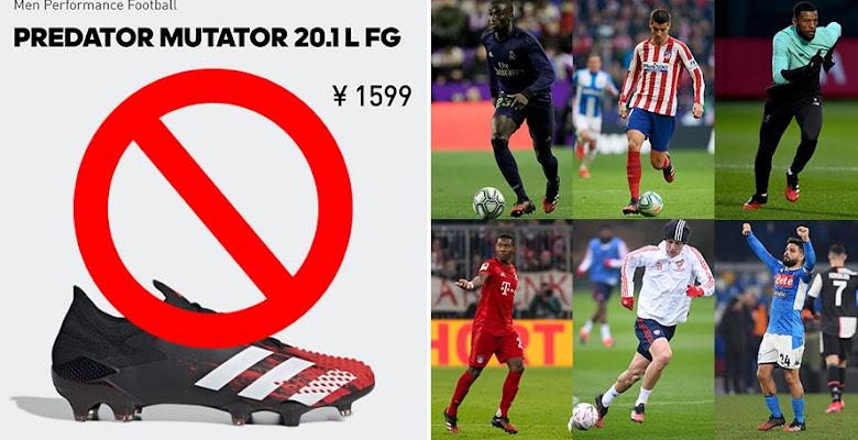 adidas PREDATOR 20.4 Turf VoetbalschoenenTFZwart.