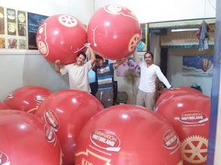 balon bulet