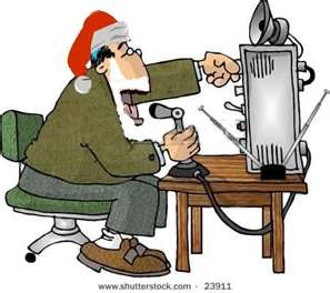 Image result for ham radio christmas
