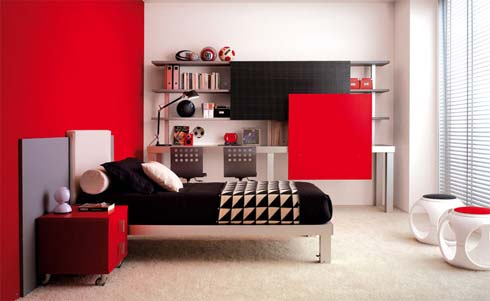 Color Your World Ideal Colors For Teen S Bedroom