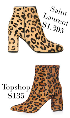 saint laurent leopard print boots_topshop leopard print ankle boots_saint laurent lookalike shoes