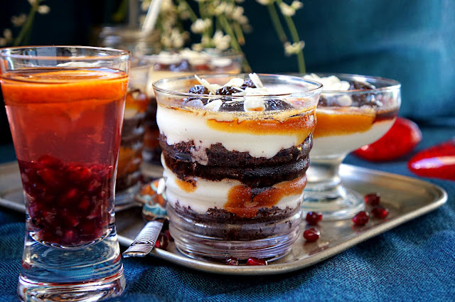 Leftover Cake Trifle