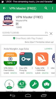 Cara Membuka Konten yang diblokir dengan Proxy dan VPN
