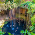 Cenotes of the Yucatán Peninsula in Mexico